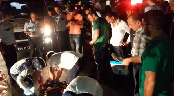 Adapazarı'nda Otomobilin Çarptiği 72 Yaşındaki Kadın Öldü