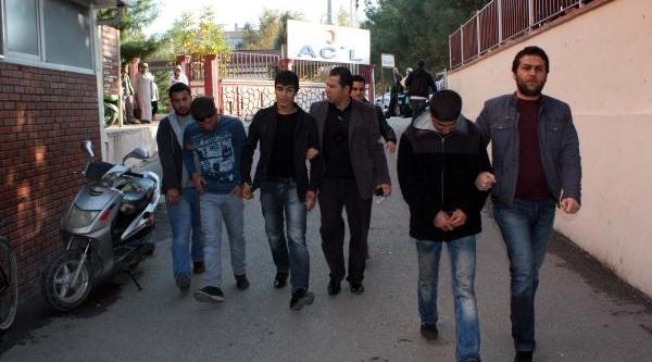 Adiyaman'da Hirsizlik Operasyonu: 7 Gözalti