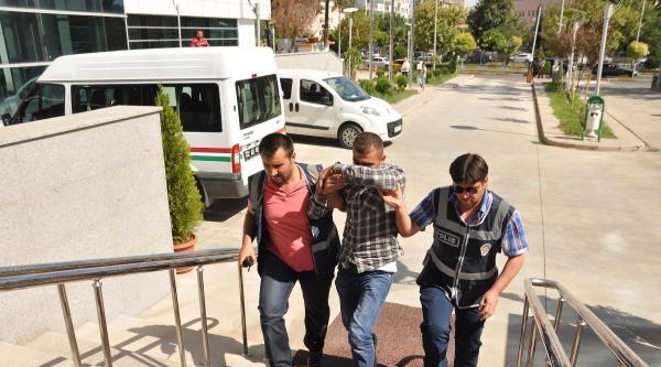 Adıyaman'da Hırsızlık Şüphelisi 2 Kişi Yakalandı