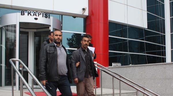 Adıyaman'da Kablo Hırsızlığına 2 Tutuklama