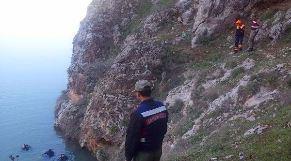 Adıyaman'da Kayalıklardan Baraj Gölüne Düşerek Boğuldu
