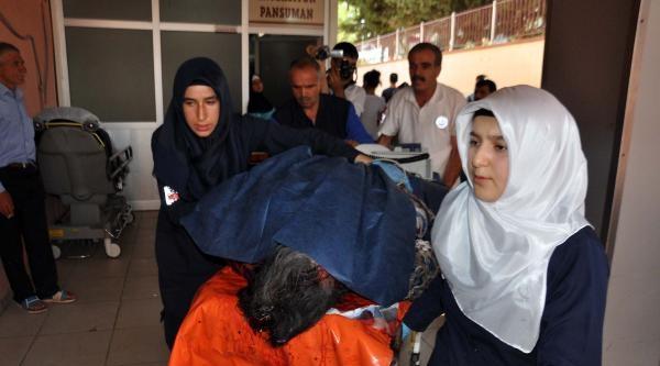 Adıyaman'da Kaza: 1 Ölü, 4 Yaralı