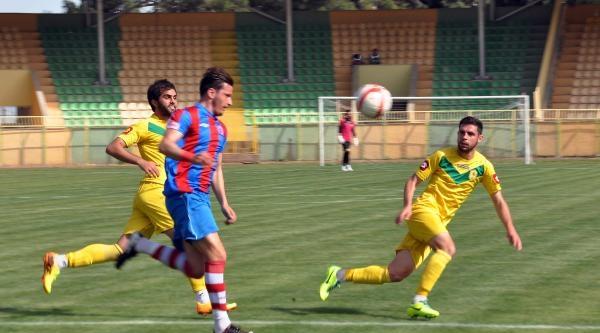 Adıyamanspor-bergama Belediyespor: 1-0
