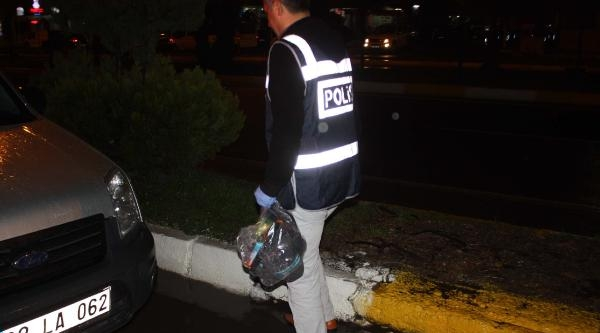 Adliye Bahçesine Bırakılan Poşet Bomba Paniğine Neden Oldu