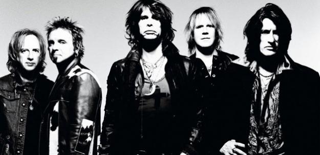 Aerosmith efsanesi Türkiye'de...