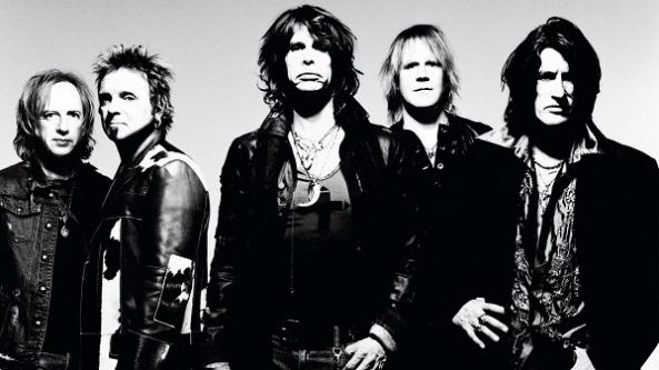 Aerosmith konseri iptal...
