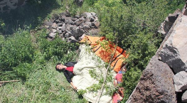 Afad Ve Umke'den Ormanda Deprem Tatbikatı
