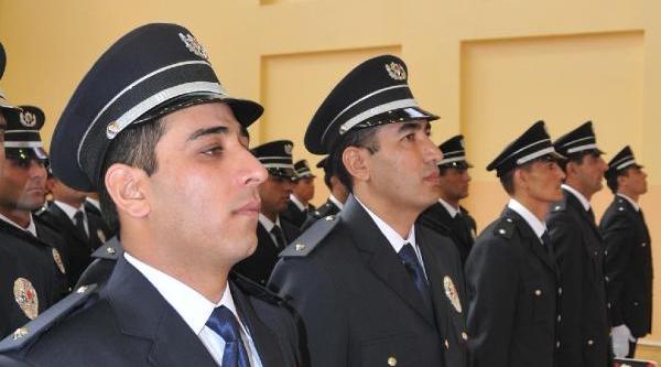 Afgan Polislere Mezuniyet Töreni Düzenlendi