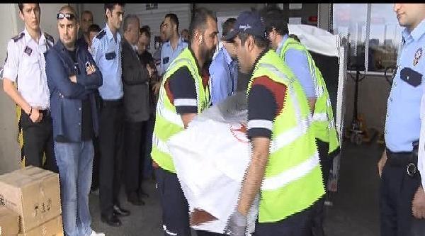Afganistan'daki Bombalı Saldırıda Ölen Ümit Ünal'in Cenazesi Adli Tıp'ta