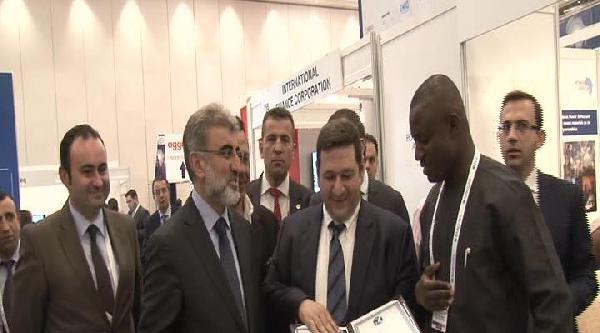 Afrika Enerji Forumu...