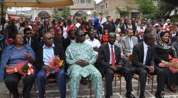 Afrika Ülkeleri Büyükelçileri, Kapadokya'da Hıdırellez Kutladı