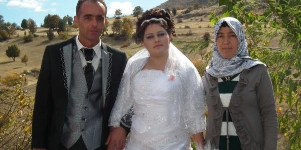 Afşin'e Azeri Gelin