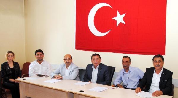 Afyonkarahisar'da 4 Partiden İhsanoğlu İçin 'destek' Çağrisi
