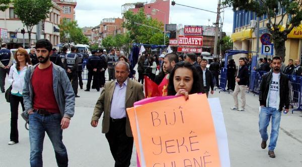 Afyonkarahisar'da İki Ayrı 1 Mayıs Kutlaması