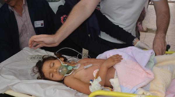 Ağabeyinin Vurduğu 5 Yaşındaki Elif Öldü
