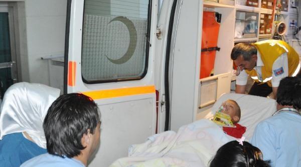 Ağaçtan Düşen 7 Yaşındaki Çocuk Ağır Yaralandı