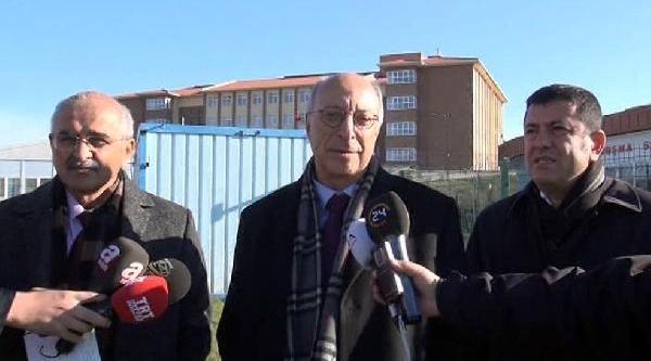 Ağbaba: Mahkeme, Anayasa Mahkemesi'nin Kapiyi Kirip Balbay'i Çikarmasini Mi Bekliyor ?