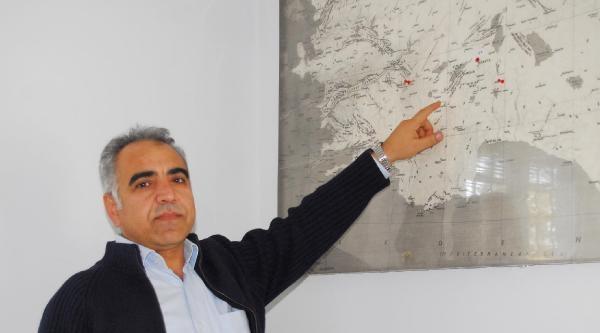 Ağlasun Depremi Yeni Bir Fay Hattı Ortaya Çikardi