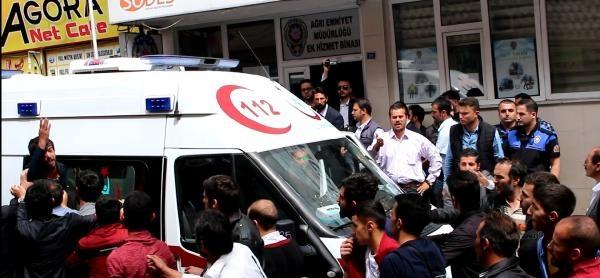 Ağrı'da Polis- Bdp'li Arbedesi: 6 Yaralı