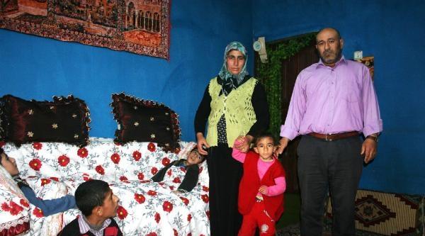 Ağrılı Annenin Tek İsteği Çocuklarinin İyi Olması