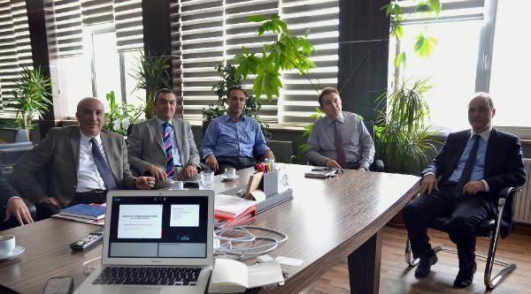 Agü'de Arge Ve Yenilikçilik Ofisi