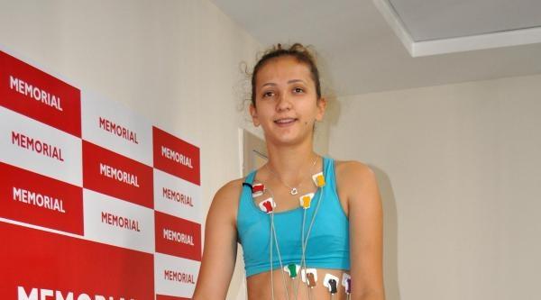 Agüspor Kadın Basketçiler Sağlık Kontrolünde