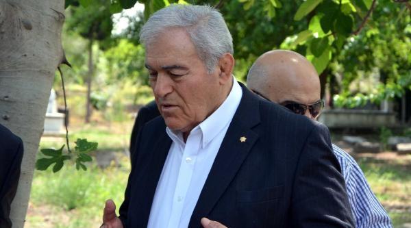 Ahmet Ayık: Ailesi İsterse İsmet Atlı'nın Kabrini Ankara'ya Götürürüz