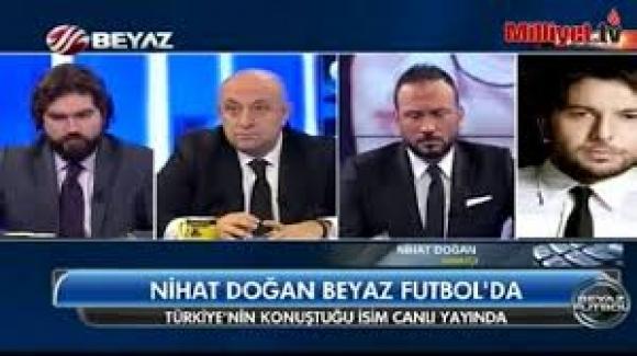 Ahmet Çakar, Nihat Doğan'a 'Kimsin ulan sen'