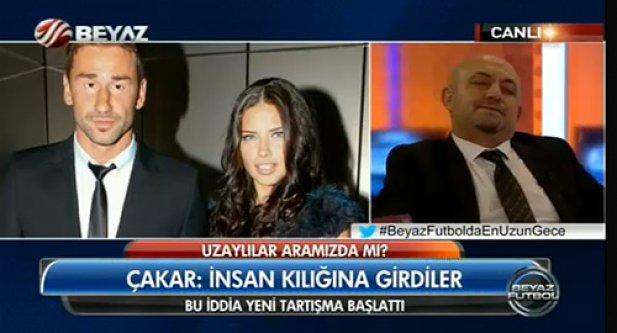 Ahmet Çakar: Uzaylılar İnsan Kılığında Dünyada Yaşıyor