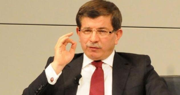 Ahmet Davutoğlu: Sınırımız 1 Kilometre İhlal Edilmiştir!