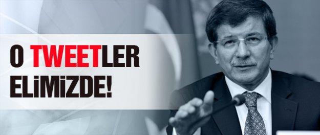 Ahmet Davutoğlu'ndan Kobani tweetleri açıklaması