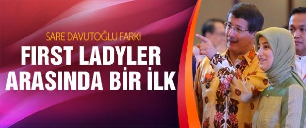 Ahmet Davutoğlu'nun eşi Sare Davutoğlu'nun zor günleri
