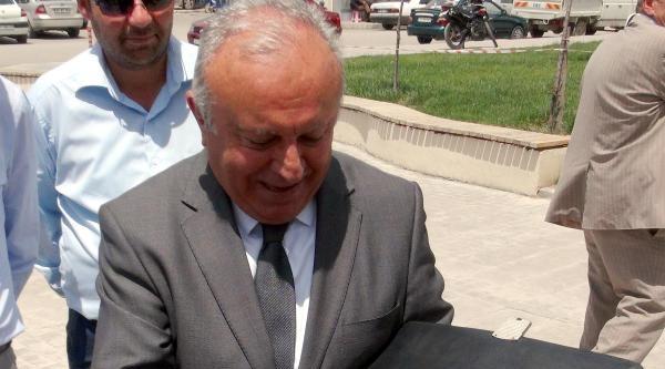 Ahmet Ersin: Çantada 'ne Var' Diye 20 Aydan Beri Yargılanıyoruz