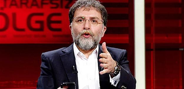 Ahmet Hakan baltayı taşa vurdu