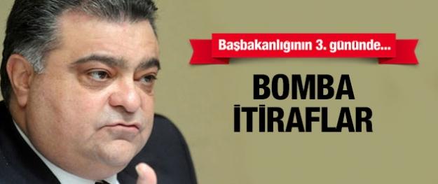Ahmet Özal'dan şok itiraflar!