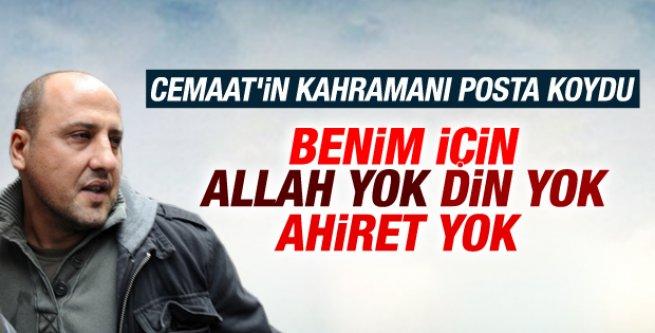 Ahmet Şık: Ekrem Dumanlı ile görüşmeyeceğim