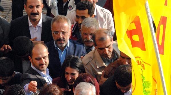 Ahmet Türk: Ağrı'da Kürt Halk Önderini Mahcup Etmeyeceğiz
