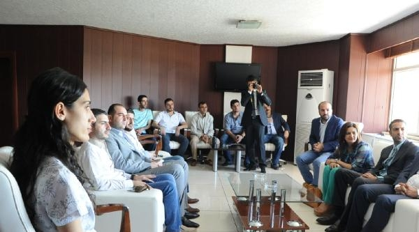 Ahmet Türk: Akp'li Olsam Selahattin Bey'e Destek Verirdim