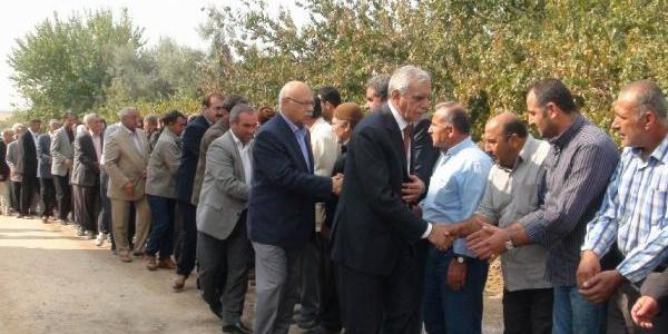 Ahmet Türk: Barzani Baltayi Kendi Ayağina Vuruyor