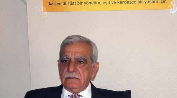 Ahmet Türk: Belediyenin Bina Sorunu Çözülmezse İsyan Çikaririm