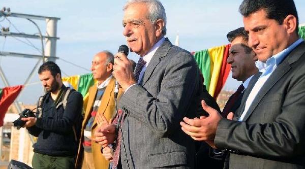 Ahmet Türk: Biz Ayakkabi Kutularina Para Saklamadik
