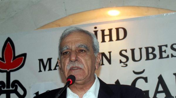 Ahmet Türk: Diktatörler Ve Radikal İslami Gruplar Halkları Teslim Alıyor