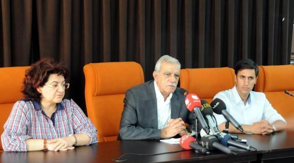 Ahmet Türk: Dtk, Özgür Yaşamı İnşa Etme Çalişmalarini Sürdürecek