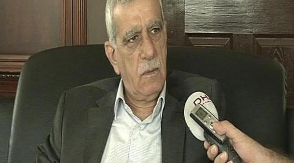 Ahmet Türk: Mardin'den Belediye Başkan Aday Adayi Olacağim
