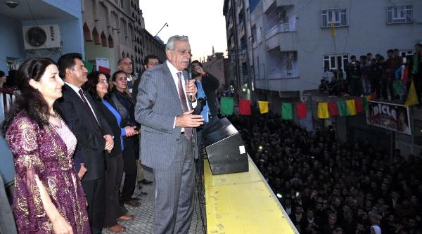 Ahmet Türk: Öcalan Özgür Olmadan, Kürdistan Özgür Olamayacak