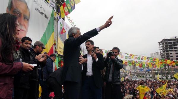Ahmet Türk: Paralel Devleti İlk Biz Dile Getirdik