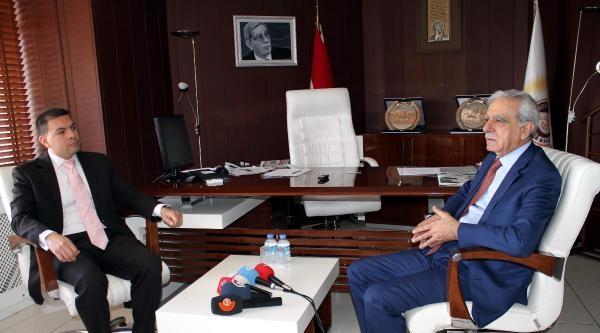 Ahmet Türk: Türkiye'nin Işid'e Göz Yumması Barış Süreci Samimiyetini Sorgulatıyor
