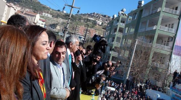 Ahmet Türk, Zaferini Mardinliler İle Birlikte Kutladı