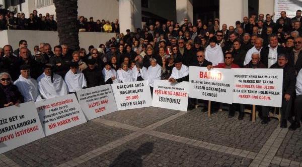 Aihm, Balçovali Arsa Mağdurlarinin Başvurularini Tek Dosyada Birleştirdi