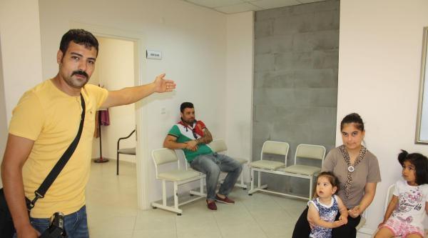Aile Hekimi, Sağlık Merkezini Duvarla İkiye Böldü